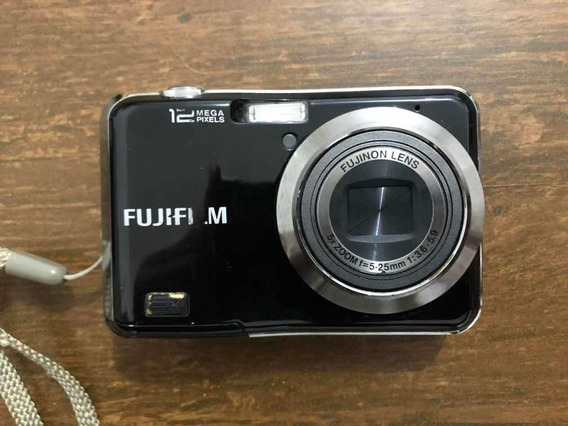 Camera Digital Fujifilm Finepix Ax200 12 Megapixels