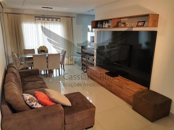 Villagio Milano - Sobrado Com 03 Dormitórios / 01 Suíte / 04 Vagas / Piscina - 1000107 - 33151957