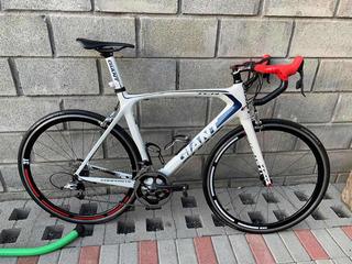 Bicicleta Giant Tcr Advanced Sram Red Carbón Vendo O Cambio