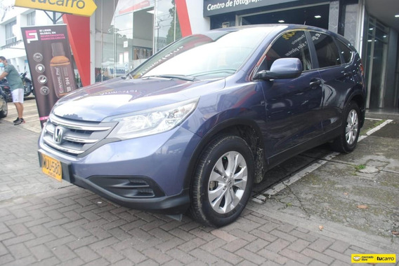 Honda Crv 2wd Cxc - At