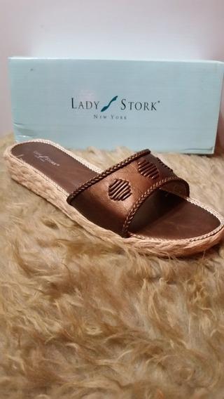 Sandalias Bajas Lady Stork
