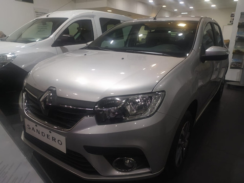 Renault Sandero Zen Entrega Inmediata Promocion Cuotas (fp)