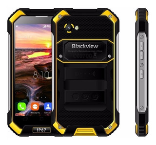 Celular Blackview Bv6500 Ip67 Indestructible Helio 16gb Mp3