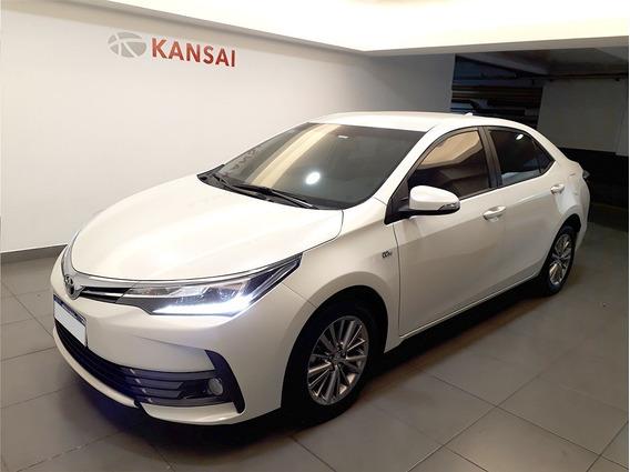 Toyota Corolla Xei Mt 2018
