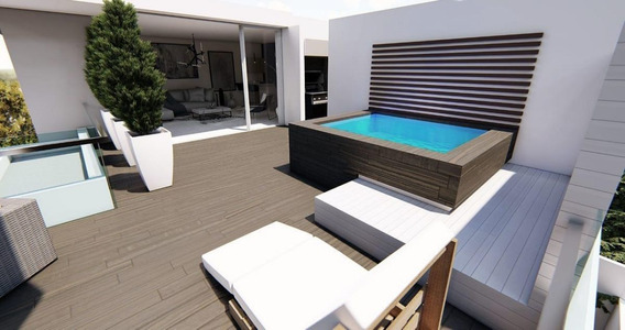 Oferta: Penthouse En Exclusivo Residencial, Urbanización Cerrada, Sfm.