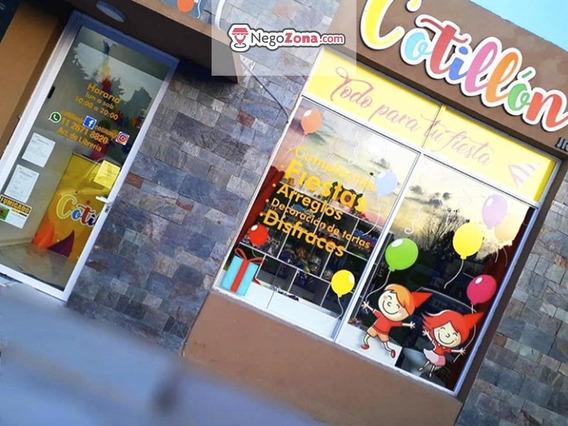 Fondo De Comercio - Cotillón - Pilar