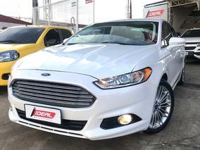 Ford Fusion 2.0 Gtdi Titanium Aut. 13/2014 Top De Linha !