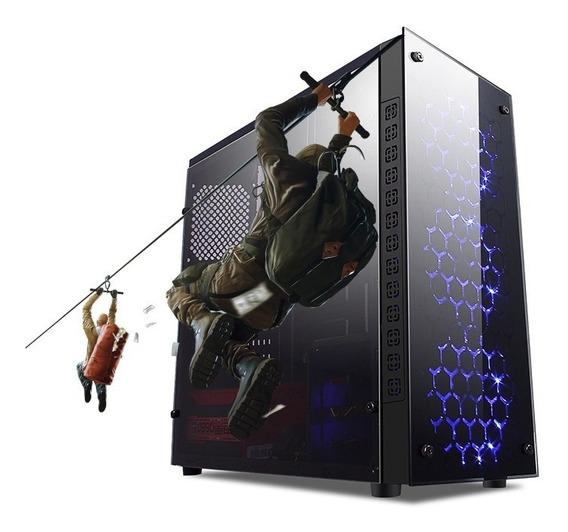 Pc Gamer Intel I7 7700 1050ti 4gb Hd 1tb 8gb Ddr4 500w H110