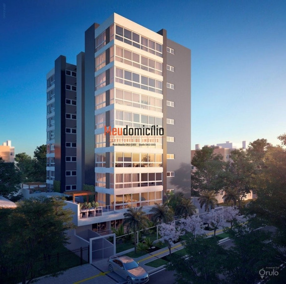 Apartamento A Venda No Bairro Petrópolis Em Porto Alegre - - 15443md-1