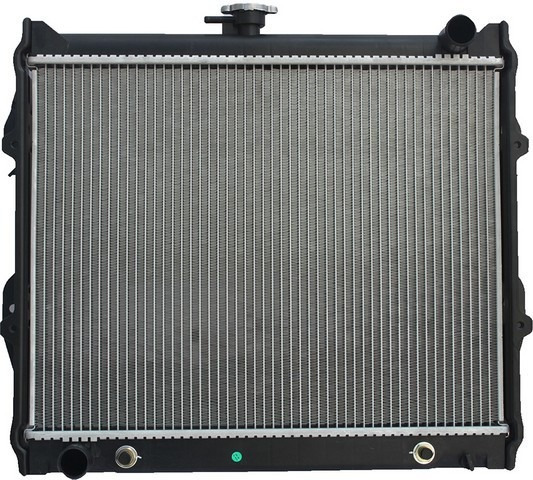 Radiador Toyota Pickup 1990 2.4l Premier Cooling