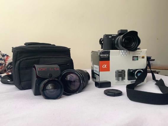 Kit Camera Sony Nex- F3
