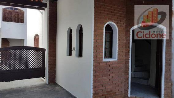 Casa Com 1 Dormitório À Venda, 75 M² Por R$ 200.000,00 - Jardim Cibratel - Itanhaém/sp - Ca0599