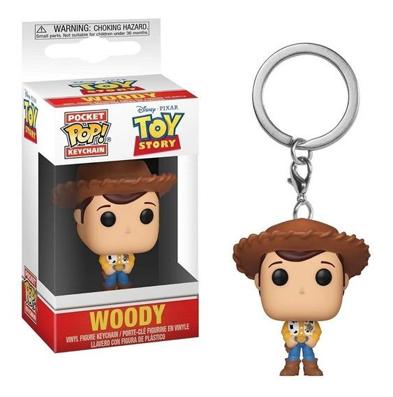 Llavero Funko Woody Toy Story Disney Original Env Gratis !