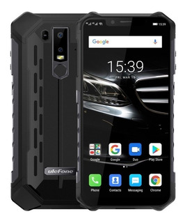Ulefone Armor 6e Uso Rudo 4gb+64gb Android 9 Qi - 5000 Mah