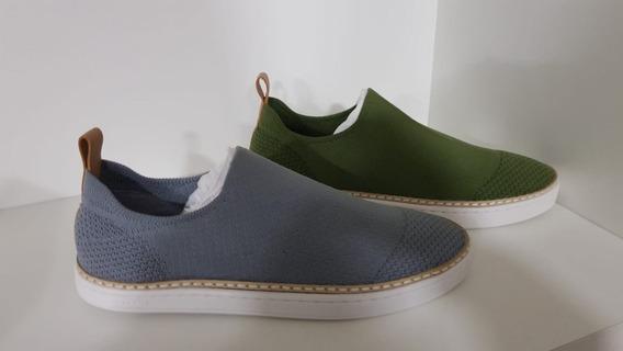 Sapato Rasteiro Multimaterial Trico - Arezzo