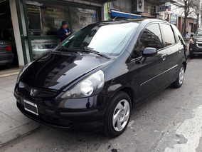 Honda Fit 2005 Lx Mt Negro