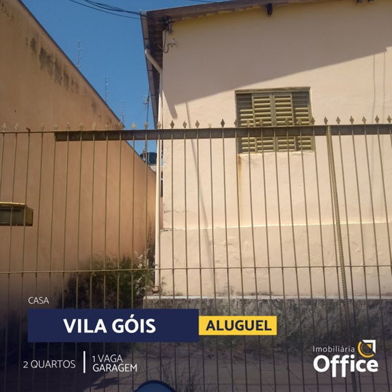 Casa Térrea Com 2 Quartos - Aoff223-l