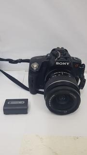 Cámara Reflex Sony Alpha 390 Sin Flash