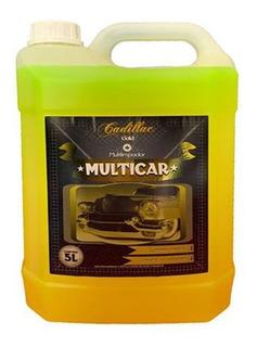 Apc Multicar Cadillac 5 Litros Detalhamento Automotivo