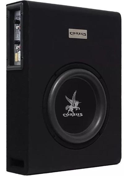 Caixa Slim Cxs303 Amplificada 3 Canais Corzus 350w