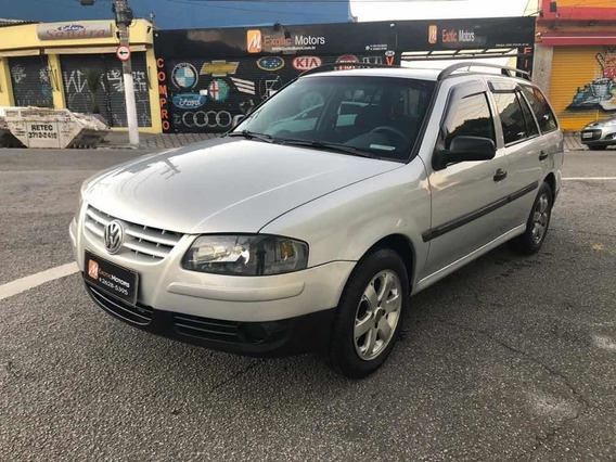 Volkswagen Parati 2007 1.6 Plus Total Flex 5p