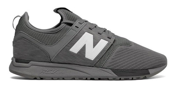 Zapatillas New Balance Mrl247cb Dark Grey - Corner Deportes