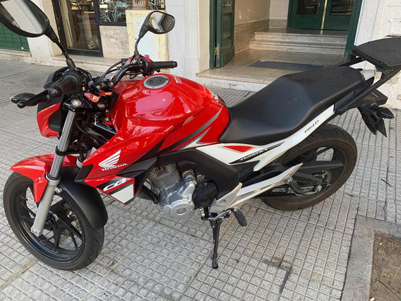 Honda Twister 250 Año 2019