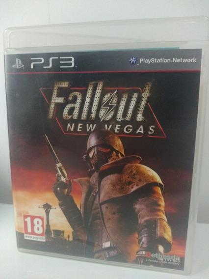 Jogo Fallout New Vegas Playstation 3 Ps3