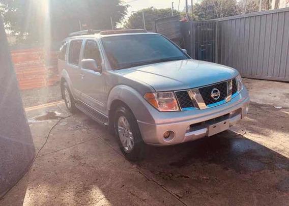 Nissan Pathfinder Jeepeta Usada