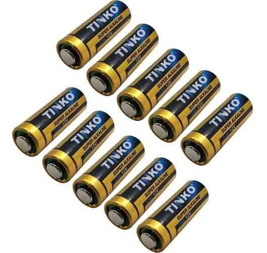 Kit C/ 50 Baterias / Pilhas Alcalina 12v A23 P/ Portão