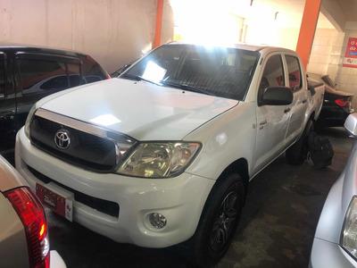 Toyota Hilux 2.5 Cab. Dupla 4x4 4p 2011