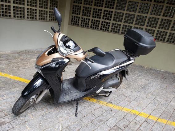 Scooter Honda Sh Dlx 150i 2018
