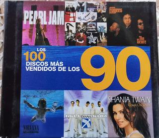 Los 100 Discos Más Vendidos De Los 90