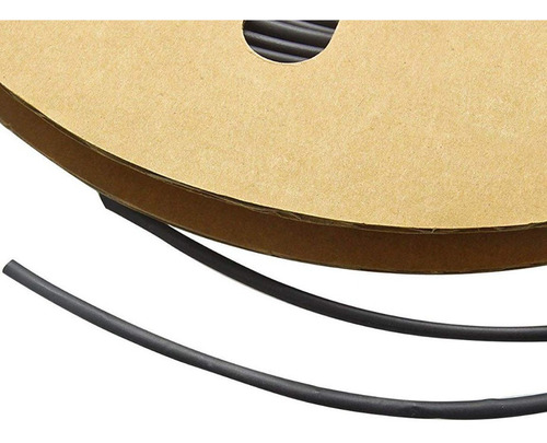 Termoencogible  Bobina 30mts 1mm  2mm 3mm  5mm 6mm