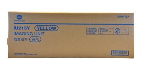 Unidad De Imagen Original Konica Minolta C226/266 Yellow