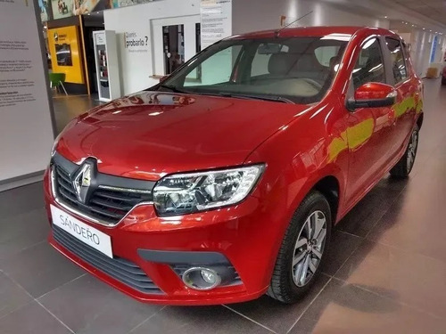Renault Sandero Intense 0km 2021 E/inm. (jp)