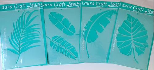 Stencil Laura Craft Linea Amazonia