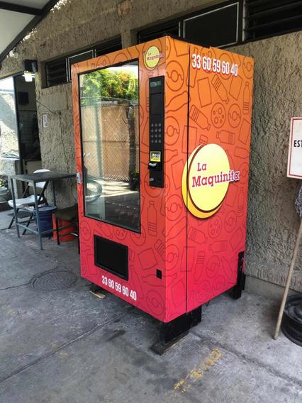 Máquina Expendedora Vending Refrigerada 2017 Ams Sensit Il