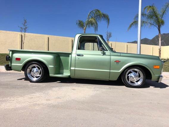Chevrolet C10 1972 Green