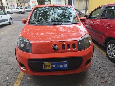Fiat Uno Sporting 1.4 12 12 Lms Automóveis