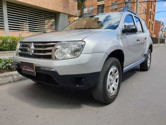Renault Duster Expression 1.600cc M/t C/a 2014