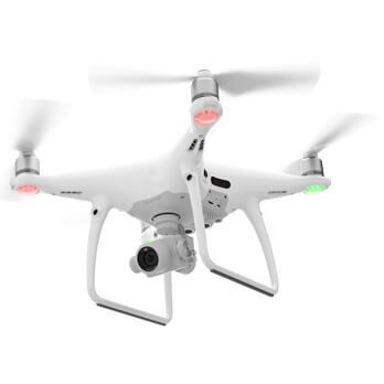 Drone Dji Phantom 4 Pro Plus - Com Tela Integrada, 4k Gps