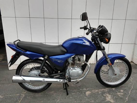 Honda Cg-150 Cg Titan Ks