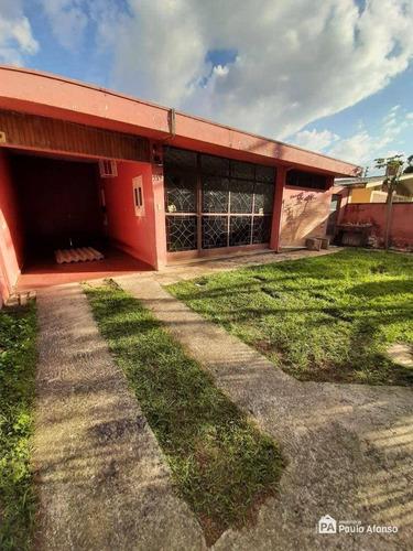 Imagem 1 de 25 de Casa Com 4 Dormitórios, 350 M² - Venda Por R$ 700.000,00 Ou Aluguel Por R$ 2.500,00/mês - Marçal Santos - Poços De Caldas/mg - Ca1457