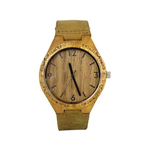 Handmade Wooden Watch Made With Natural Acacia Koa Wood With