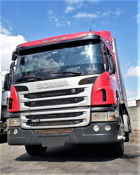 Scania P 360 6x2 Opticruise 2015