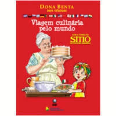 Viagem Culinária Pelo Mundo Com A Turma Do Sítio Do Picap...