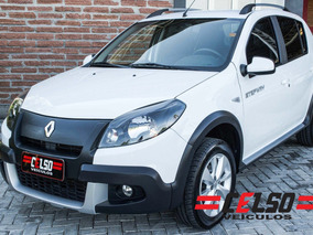 Renault Sandero Stepway 1.6 Hi-power 5p Unico Dono