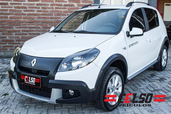 Renault Sandero Stepway 1.6 Hi-power 5p Unico Dono