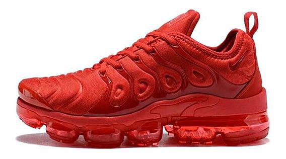 Tenis Nike Vapormax Plus Refletivo - Importado -confortavel